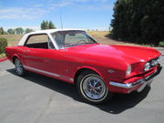 1966 Ford MustangCoupe